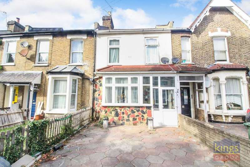 3 Bedrooms Terraced House for sale in Northcote Road, Walthamstow