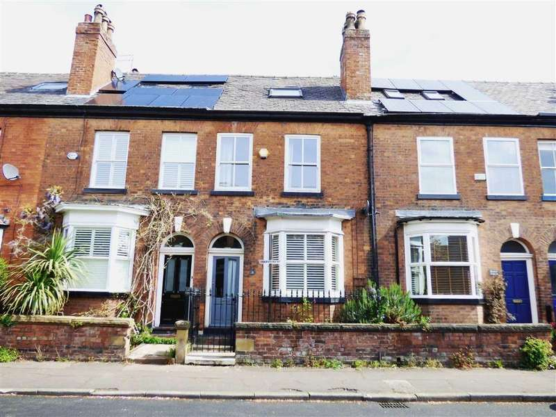 3 Bedrooms Terraced House for sale in Marriott Street, Withington, Manchester, M20
