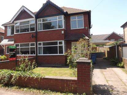 3 Bedrooms Semi Detached House for sale in Lumb Brook Road, Warrington, Cheshire, WA4