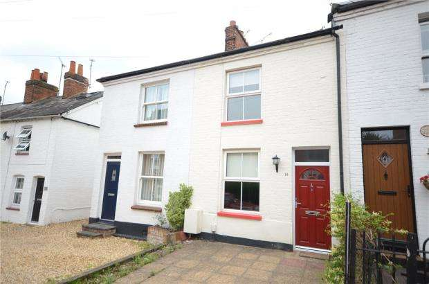 2 Bedrooms Terraced House for sale in Mount Pleasant, Wokingham, Berkshire