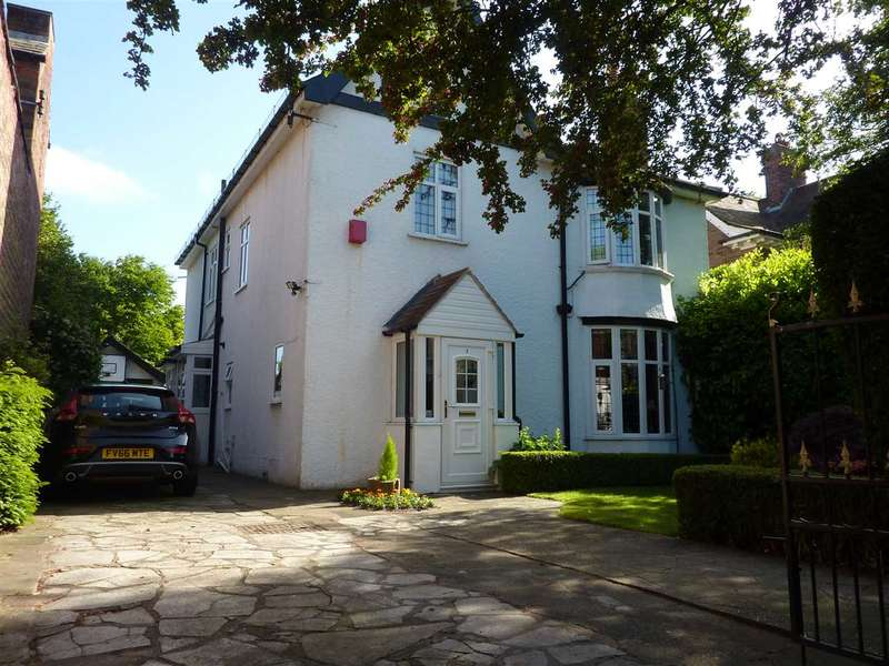 4 Bedrooms Detached House for sale in AUGUSTA STREET, GRIMSBY