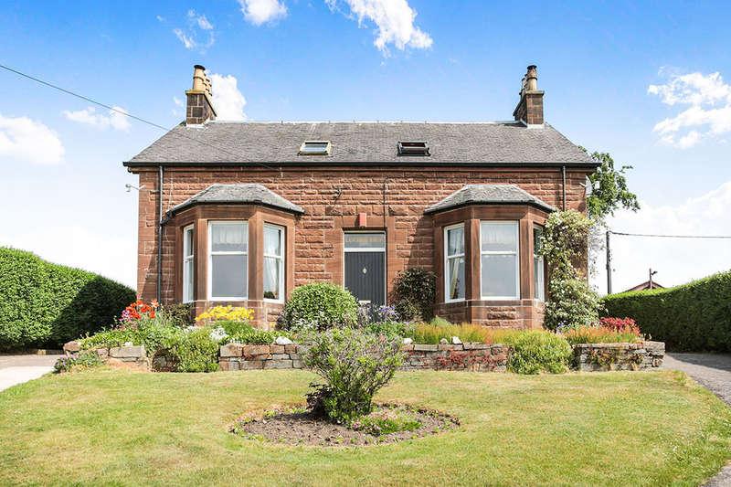 4 Bedrooms Detached House for sale in Sandy Lane, Locharbriggs, Dumfries, DG1