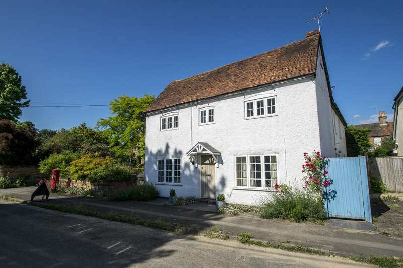 4 Bedrooms Detached House for sale in The Street, South Stoke, RG8