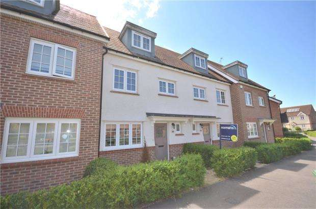 4 Bedrooms Terraced House for sale in Merlin Way, Bracknell, Berkshire