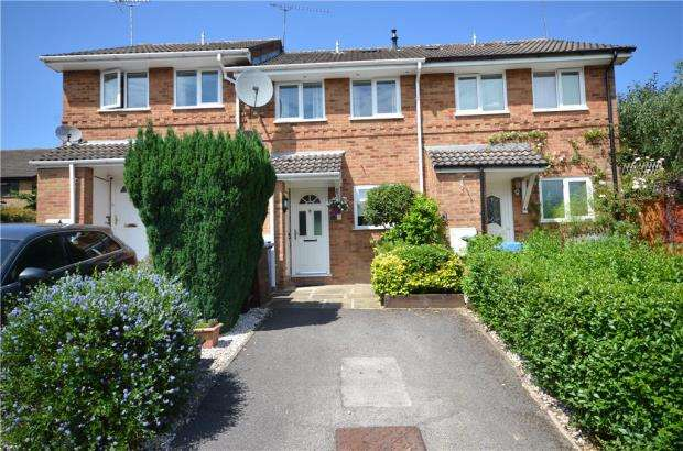 2 Bedrooms Terraced House for sale in Tamworth, Bracknell, Berkshire