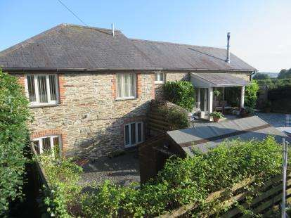 4 Bedrooms Equestrian Facility Character Property for sale in Mill Hill Lane, Tavistock, Devon