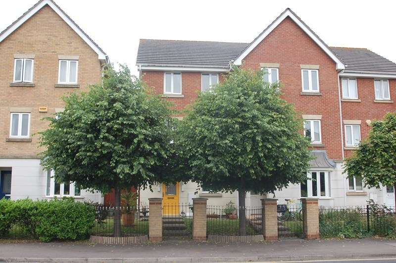 4 Bedrooms Terraced House for sale in Heritage Way, Priddy's Hard, Gosport