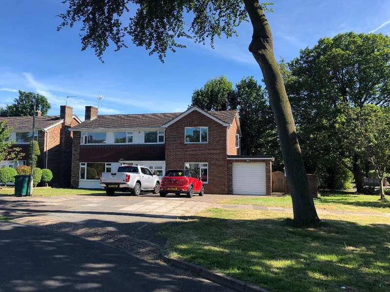 6 Bedrooms Detached House for sale in Hazeldene Meads, Brighton, East Sussex, BN1 5LR