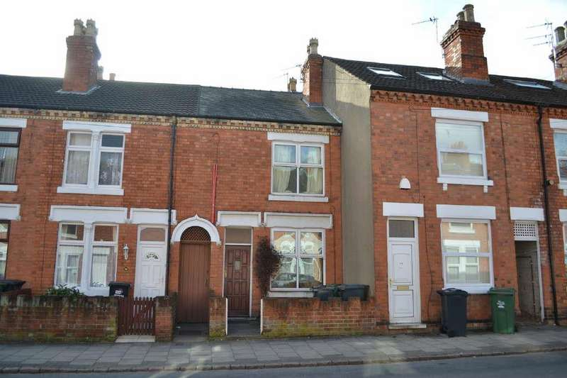 2 Bedrooms Terraced House for sale in Leopold Street, Loughborough