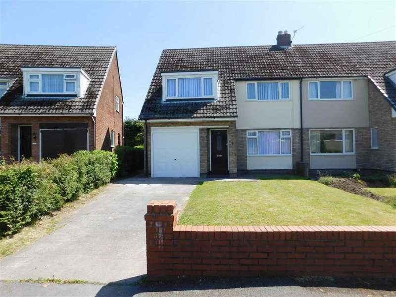 3 Bedrooms Semi Detached House for sale in Prestbury Drive, Bredbury, Stockport