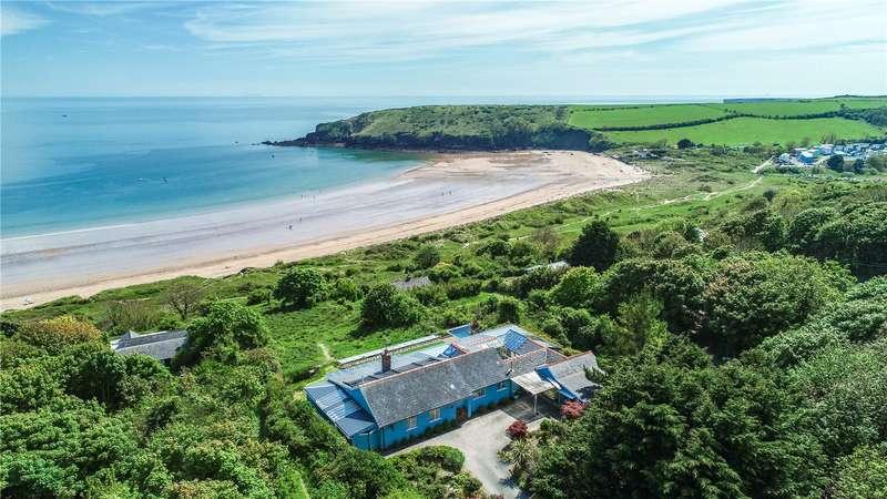 7 Bedrooms Detached House for sale in Mount Severn, Freshwater East, Pembroke, Pembrokeshire
