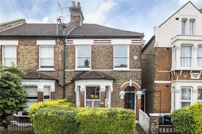 3 Bedrooms Terraced House for sale in Earlsfield Road, London, SW18
