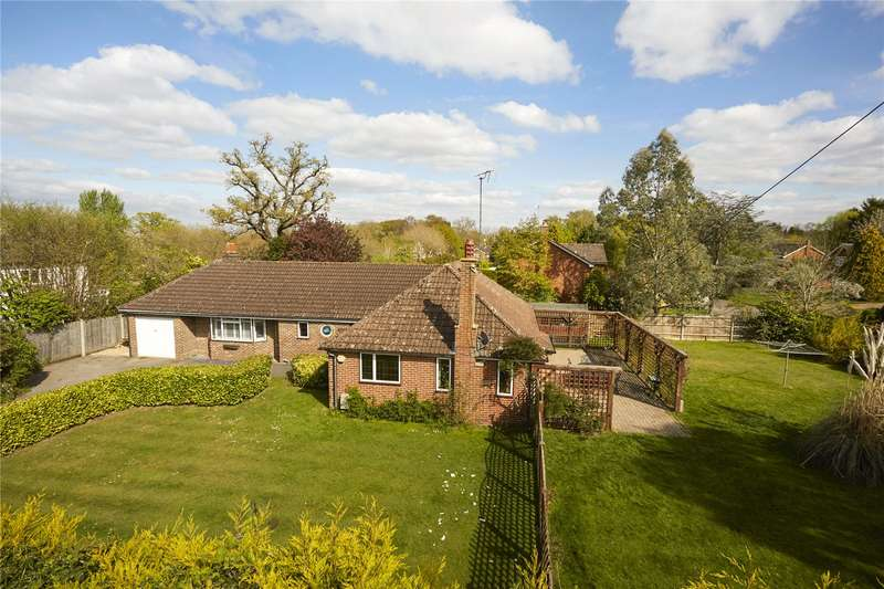 4 Bedrooms Detached Bungalow for sale in The Street, West Clandon, Guildford, Surrey, GU4