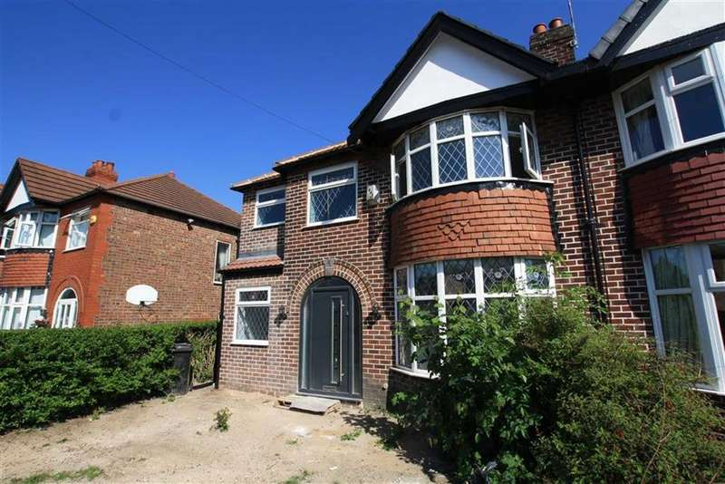 4 Bedrooms Semi Detached House for sale in Langdale Road, Sale