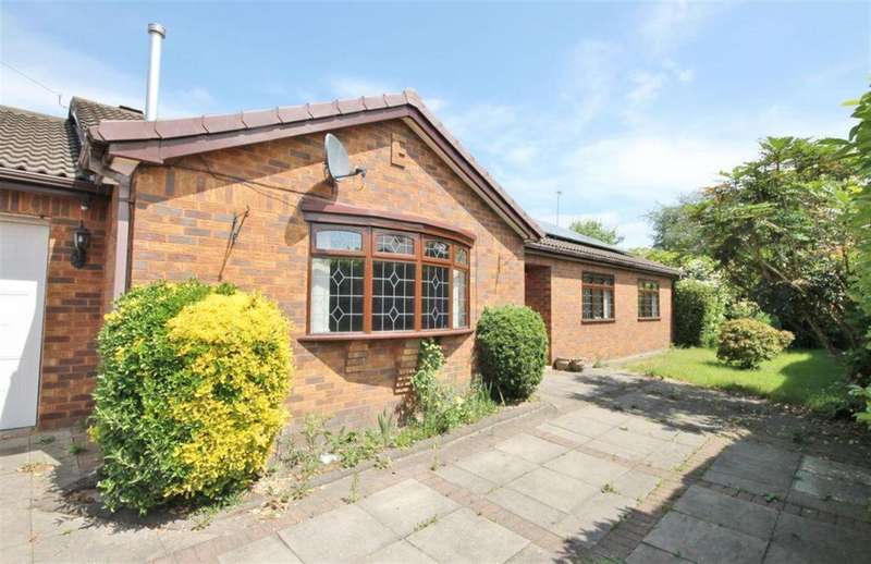 3 Bedrooms Bungalow for sale in Cronton Lane, Widnes, Cheshire, WA8 9AR