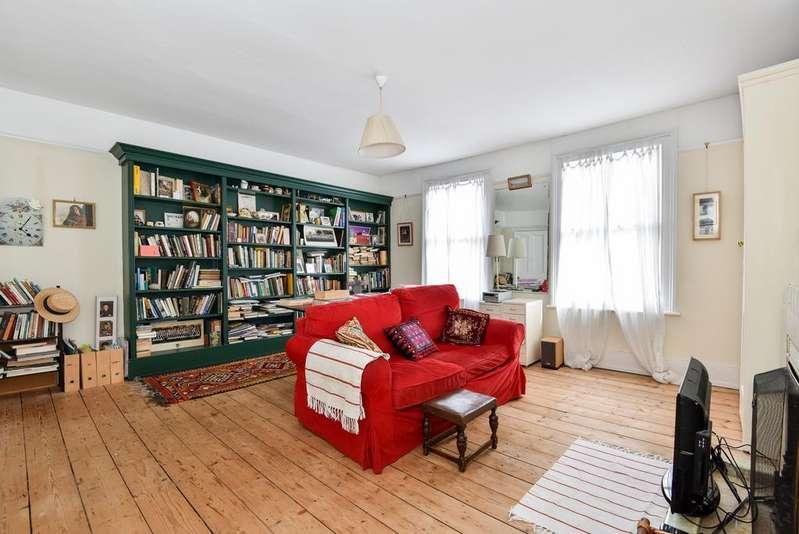3 Bedrooms Flat for sale in Westow Street SE19