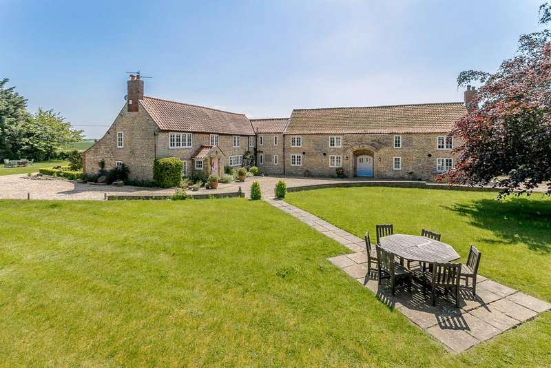 6 Bedrooms Detached House for sale in Gallipot Hall, Fulbeck Heath, Grantham, Lincolnshire, NG32