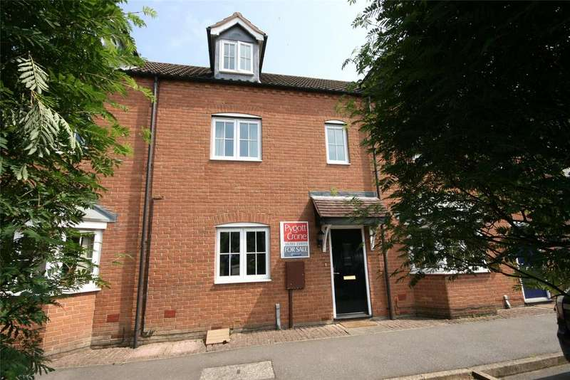 3 Bedrooms Terraced House for sale in The Mill, Kirton, PE20