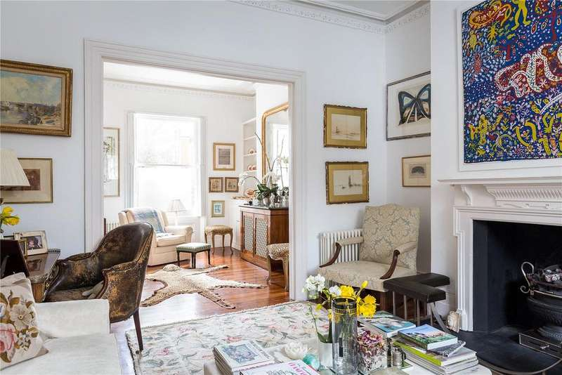 5 Bedrooms Terraced House for sale in Edith Terrace, London