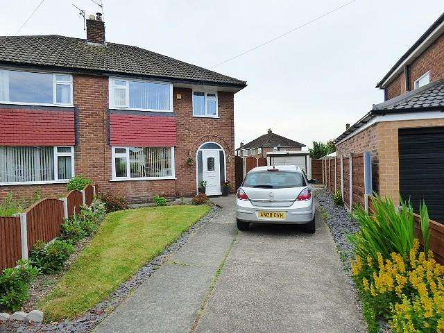 3 Bedrooms House for sale in Ruskin Avenue, Warrington
