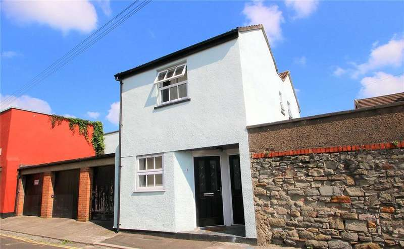3 Bedrooms House for sale in Thomas Blount Mews, Southville, Bristol, BS3