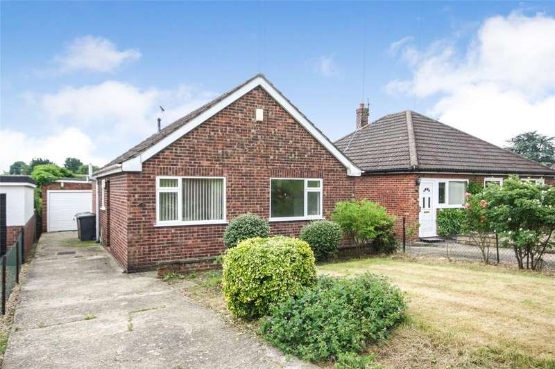 2 Bedrooms Detached Bungalow for sale in St. Andrews Crescent, Leasingham, Sleaford, Lincolnshire, NG34