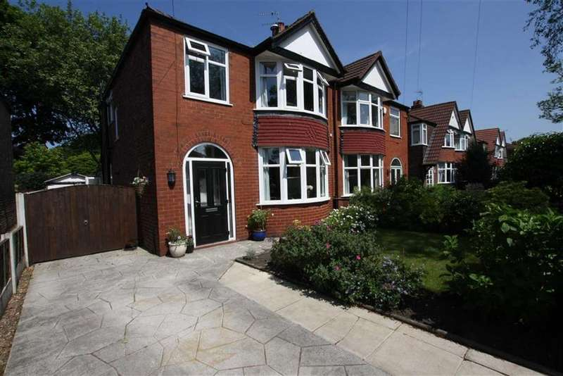 3 Bedrooms Semi Detached House for sale in Marford Crescent, Sale