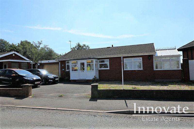 3 Bedrooms Detached Bungalow for sale in Gorstly Hill, Rowley Regis