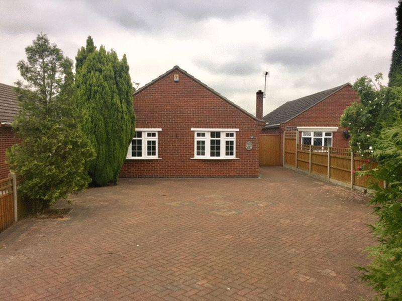 2 Bedrooms Bungalow for sale in Station Road, Bagworth