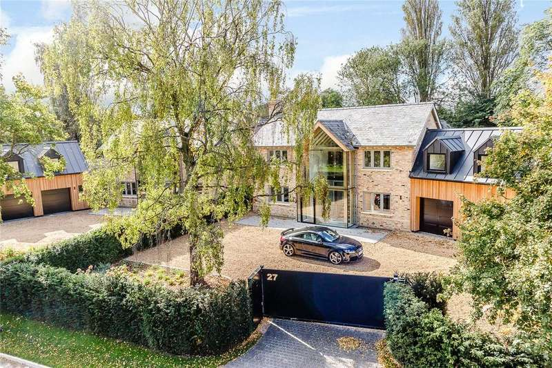 5 Bedrooms House for sale in Comberton Road, Barton, Cambridge