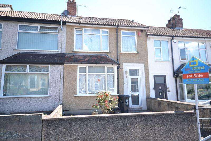 3 Bedrooms Terraced House for sale in Kennard Rise, Kingswood, Bristol