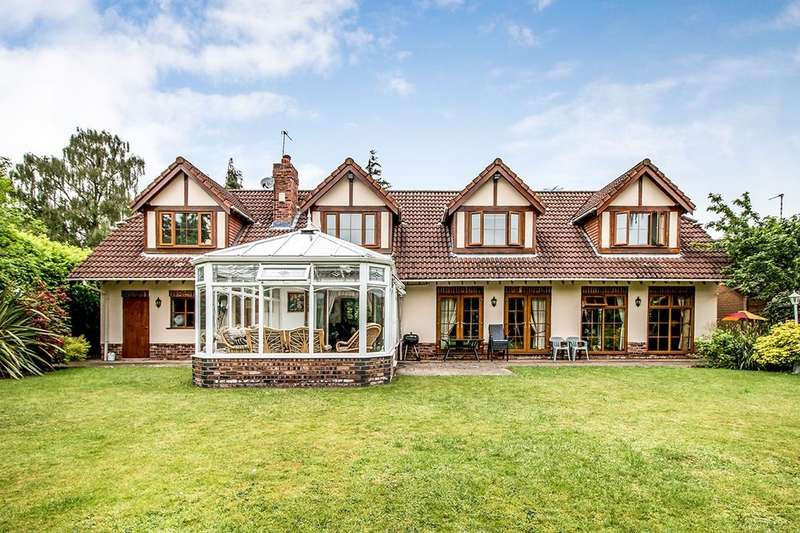 5 Bedrooms Detached House for sale in Eaton Close, CHEADLE, SK8