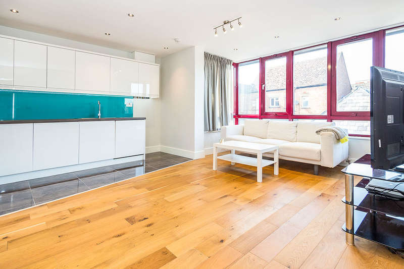 2 Bedrooms Flat for sale in London Street, Basingstoke, RG21
