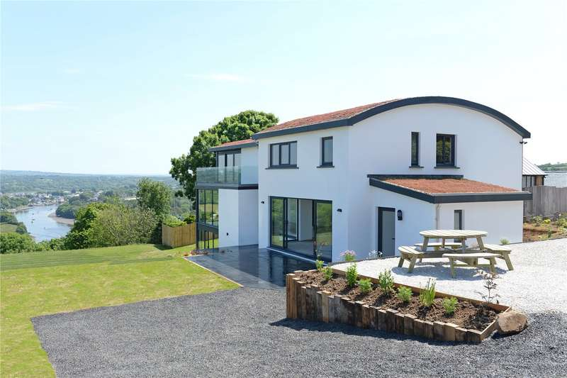 8 Bedrooms Detached House for sale in The Look Out, St. Dogmaels, Cardigan, Pembrokeshire