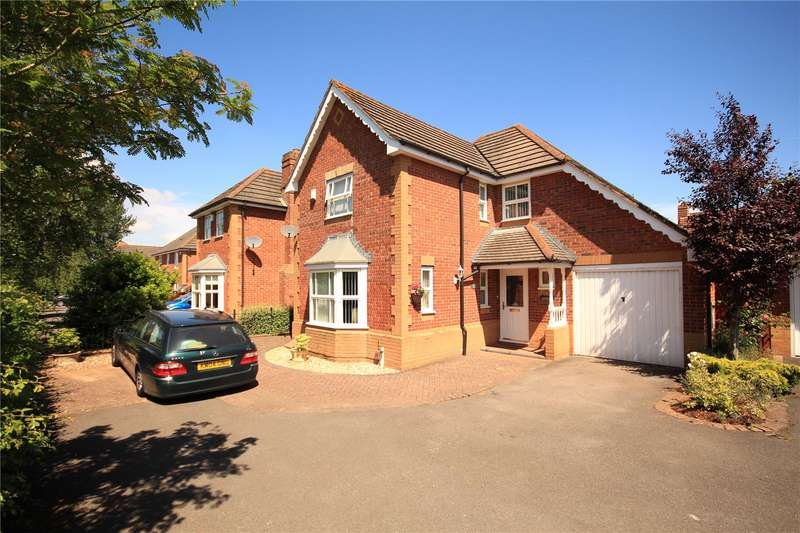 4 Bedrooms Property for sale in Wadham Grove Emersons Green Bristol BS16