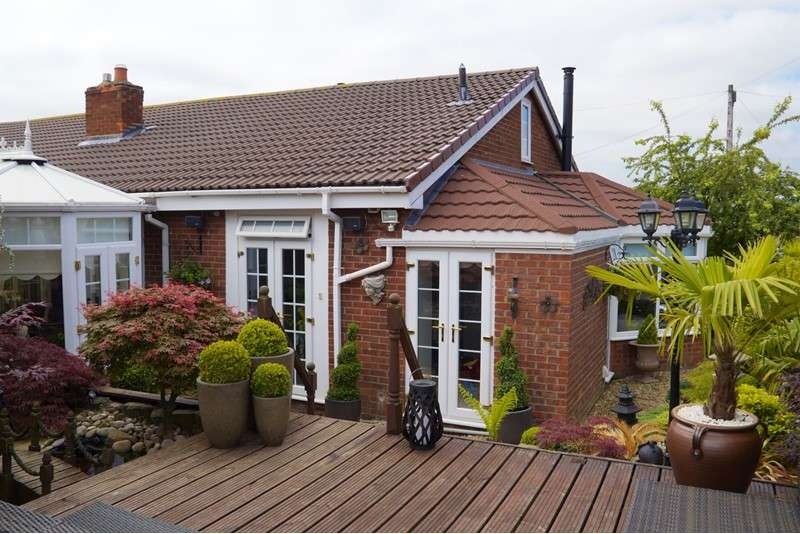 3 Bedrooms Bungalow for sale in Tantallon, Birtley, Durham, County Durham, DH3 2JE