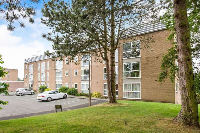 2 Bedrooms Flat for sale in Linden Court, Macclesfield, SK10
