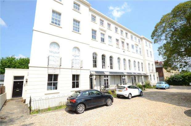 2 Bedrooms Apartment Flat for sale in Heritage Court, Castle Hill, Reading