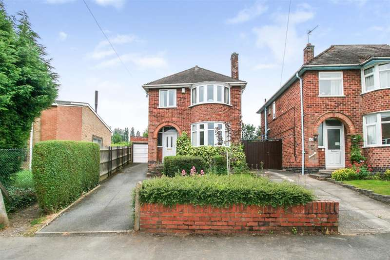 3 Bedrooms Detached House for sale in Fielding Road, Leicester