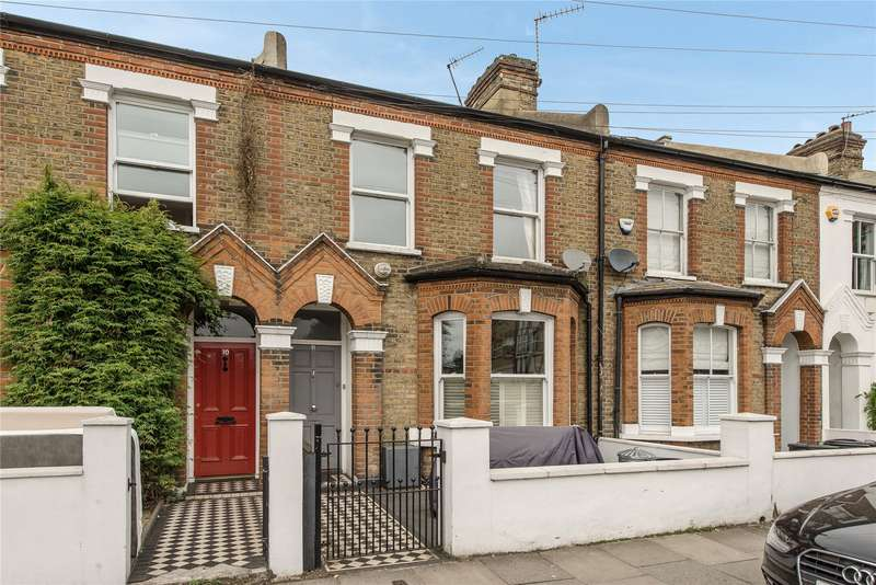 4 Bedrooms Terraced House for sale in Swaffield Road, Wandsworth, London, SW18