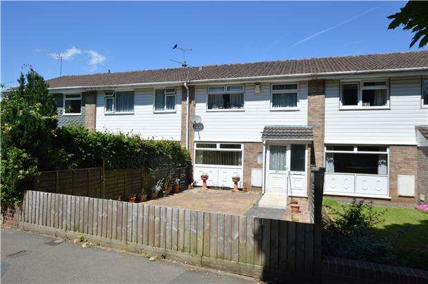 3 Bedrooms Terraced House for sale in Maisemore, Yate, Bristol, BS374PH