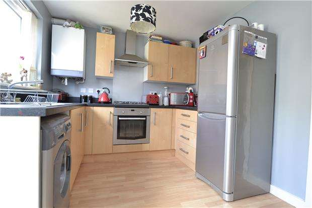 3 Bedrooms Terraced House for sale in Norton Farm Road, Bristol, BS10 7ER