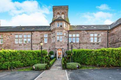 3 Bedrooms Flat for sale in North Wing, The Residence, Kershaw Drive, Lancaster, LA1