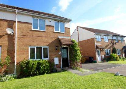 3 Bedrooms End Of Terrace House for sale in Gerrard Close, Knowle, Bristol