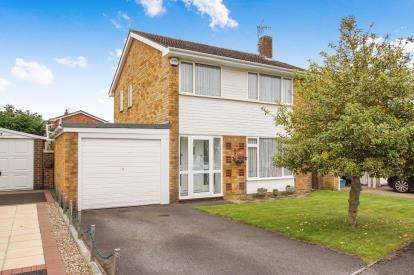 3 Bedrooms Detached House for sale in Beech Leaze, Alveston, Bristol, .