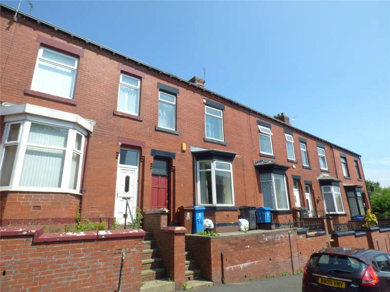 3 Bedrooms Terraced House for sale in Sharples Hall Street, Waterhead, Oldham, Greater Manchester, OL4
