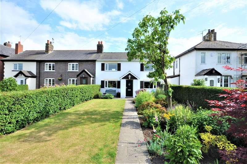 3 Bedrooms Cottage House for sale in Ribby Road, Wrea Green, Preston, Lancashire, PR4 2NA