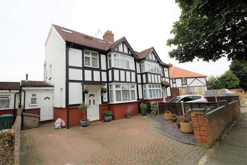 4 Bedrooms Semi Detached House for sale in Princes Park Lane, Hayes, Middlesex