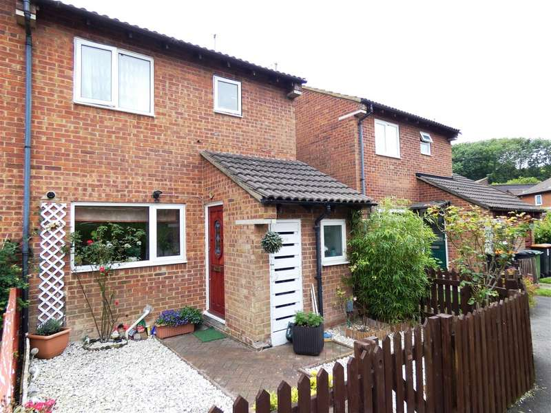 4 Bedrooms End Of Terrace House for sale in Spoondell, Dunstable