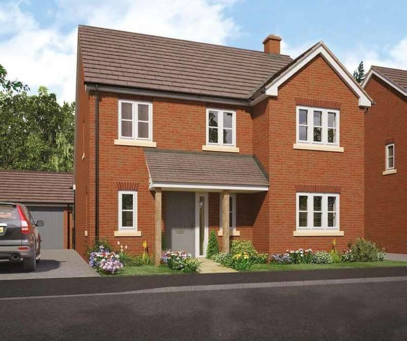 4 Bedrooms Detached House for sale in Plot 10 Knock, Willowbrook Gardens, Fenny Compton